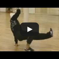 Image to: Обучающее видео по Footwork