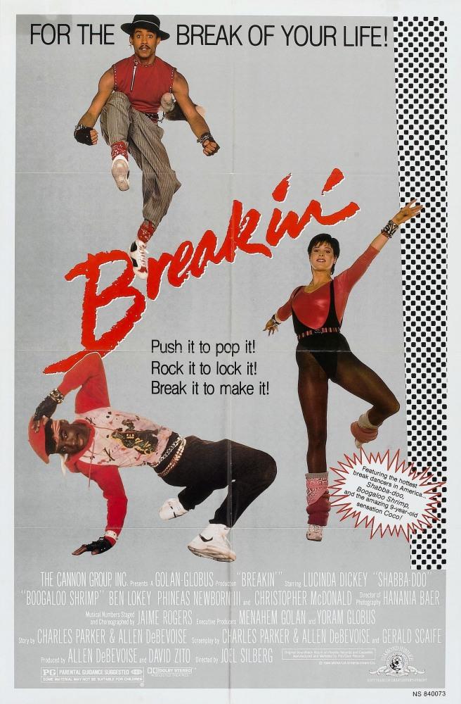 Image to: Breakin' (Брейк-Данс) 1984