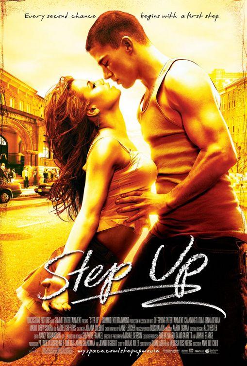 Image to: Фильм «Шаг вперёд» (Step Up)