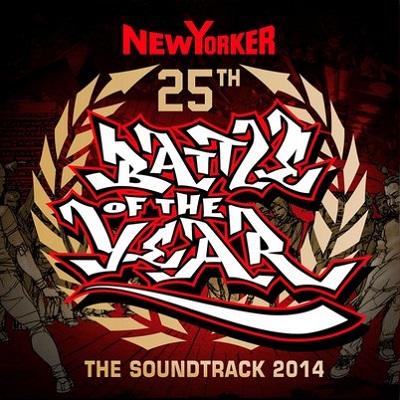 Image to: BOTY 2014 Soundtrack