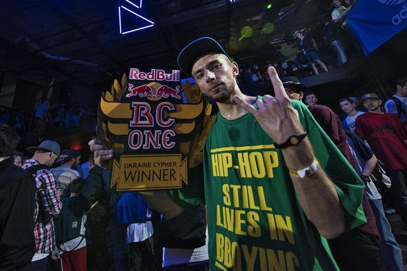 Image to: Red Bull BC One Ukraine Cypher 2015