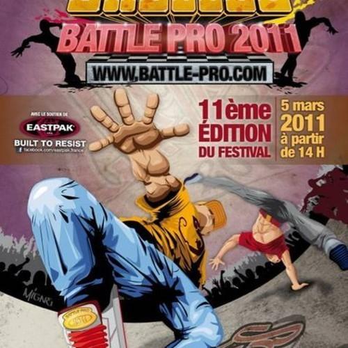 Image to: DJ One Up — Chelles Battle Pro 2011 Mixtape