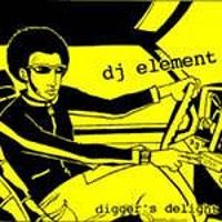 Image to: DJ Element — Digger's Delight (Mixtape)