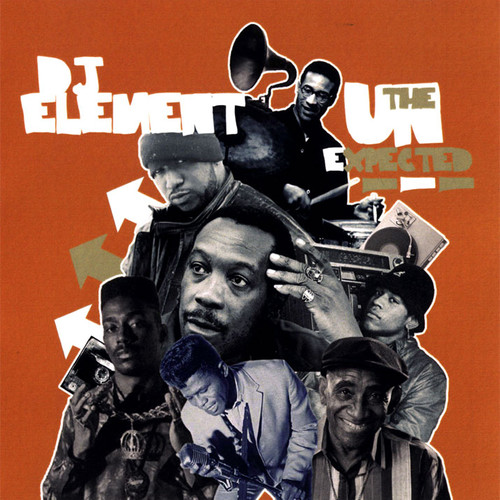 Image to: DJ Element — The Unexpected (Mixtape)