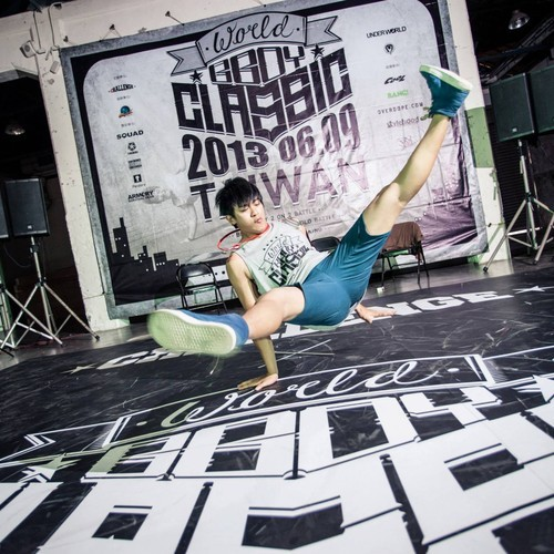 Image to: DJ HONG CHI — Power Move BBoy mixtape