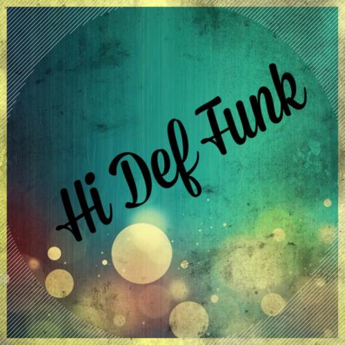 Image to: DJ Quantum — High Def Funk