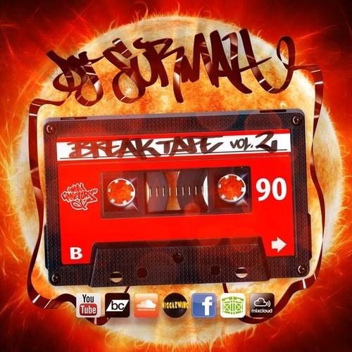 Image to: Dj Surmah Mlgz — Break Tape Vol.2