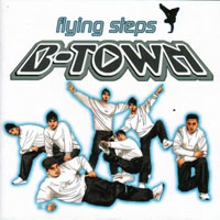 Image to: Flying Steps — B-Town