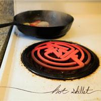 Image to: Fusik — Hot Skillet