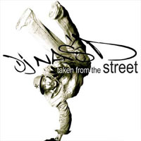 Image to: DJ Nas'D — Taken From The Streets
