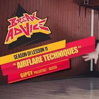 Image to: Break Advice — 11 урок (1 сезон): Air Flare