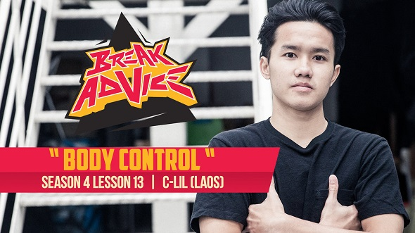 Image to: Break Advice — 13 урок (4 сезон): Body Control