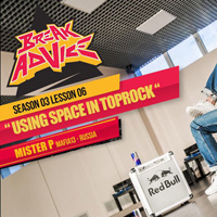 Image to: Break Advice — 6 урок (3 сезон): Using space in Toprock