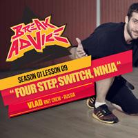 Image to: Break Advice — 9 урок (1 сезон): Four Step, Switch, Ninja