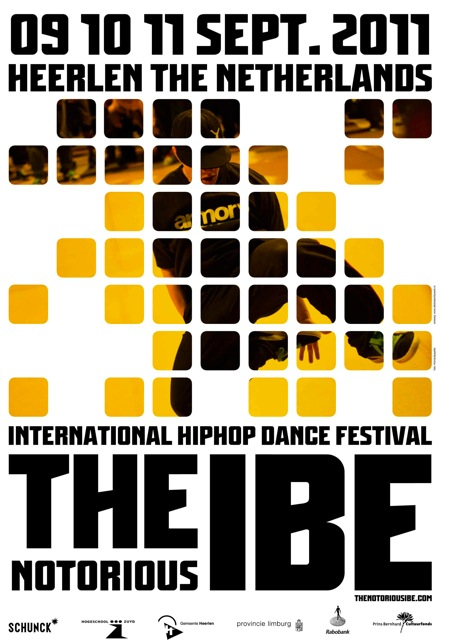 Image to: The Notorious IBE 2011
