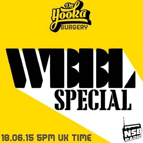Image to: Doctor Hooka's Surgery 18.06.15 WBBL Special