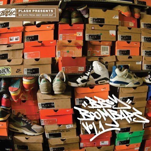 Image to: Plash — Bboy Boom Baps v1