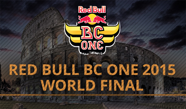 Image to: Red Bull BC One Гранд финал 2015