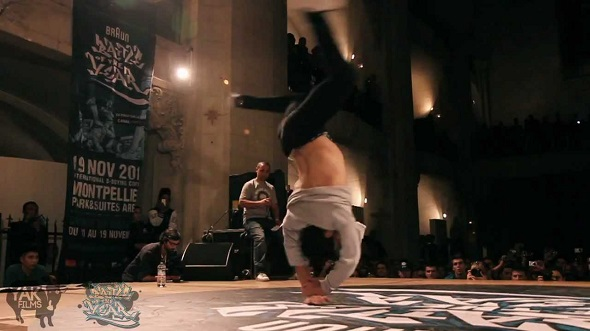 Image to: Braun Battle Of The Year 2011 — 1 на 1 Official Recap
