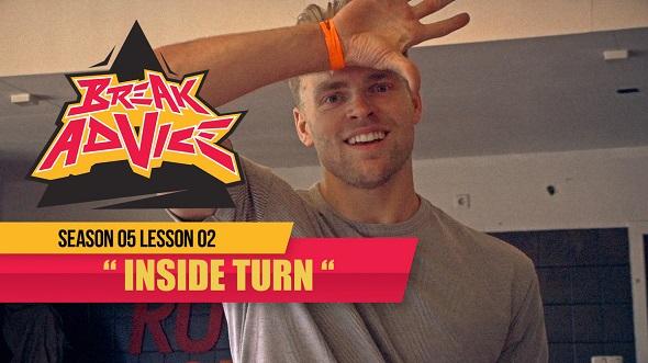 Image to: Break Advice — 2 урок (5 сезон): Inside Turn