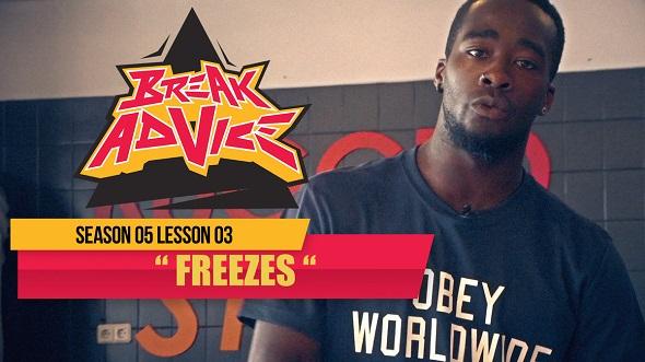 Image to: Break Advice — 3 урок (5 сезон): Freezes