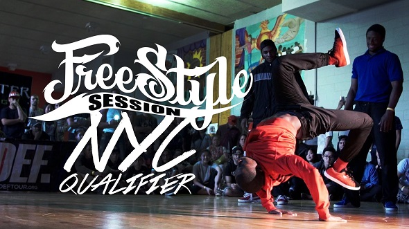 Image to: Freestyle Session NYC 2015 — YAKfilms