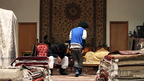 Image to: Les Twins — Rug Dealers