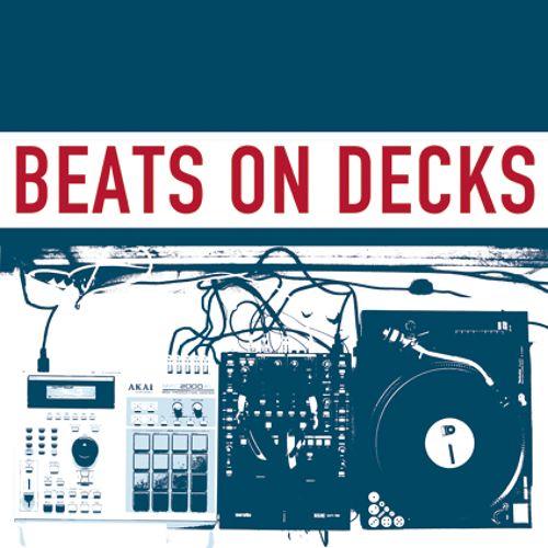 Image to: The Niceguys — Beats On Decks