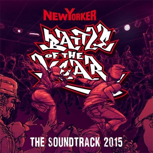 Image to: BOTY 2015 Soundtrack