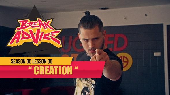 Image to: Break Advice — 5 урок (5 сезон): Creation