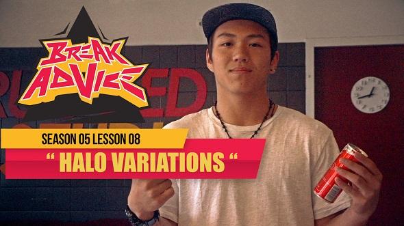 Image to: Break Advice — 8 урок (5 сезон): Halo Variation