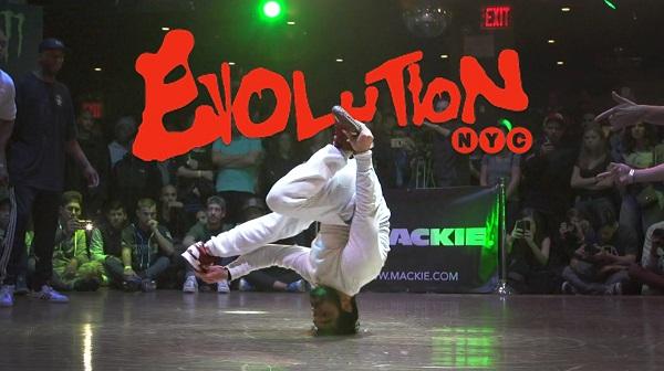 Image to: EVOLUTION B-Boy Battle NYC 2015 — YAKfilms