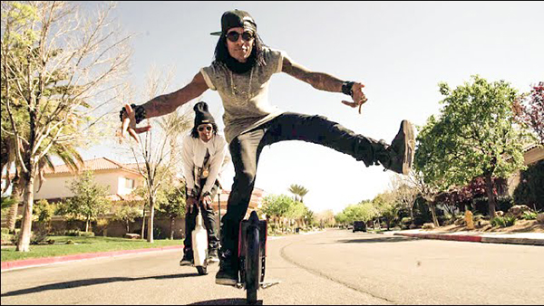 Image to: Les Twins «Pull Up» 4K — YAKfilms