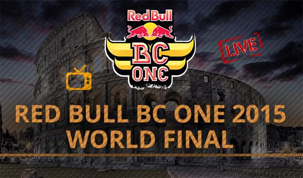 Image to: Red Bull BC One 2015 World Final — Запись трансляции онлайн