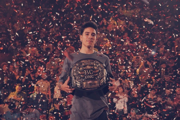 Image to: B-Boy Victor — Новый чемпион Red Bull BC One