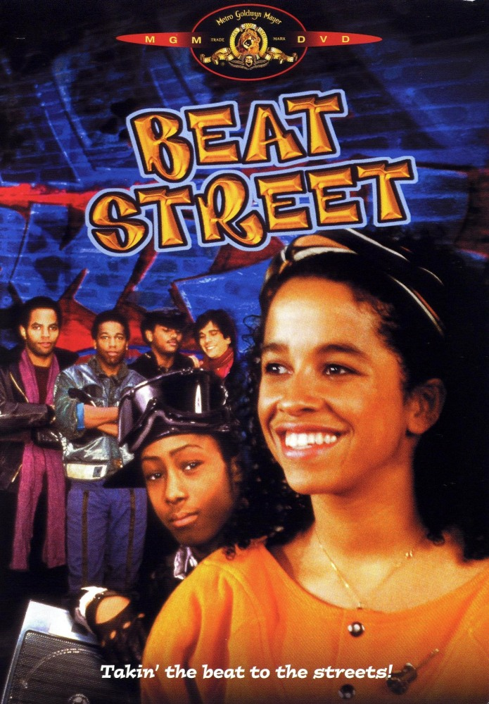 Image to: BEAT STREET — легендарный фильм о хип-хоп культуре
