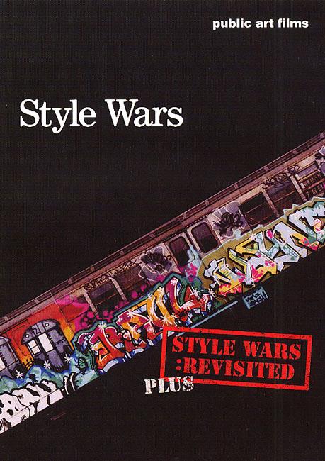 Image to: STYLE WARS — документальный фильм о хип-хоп культуре