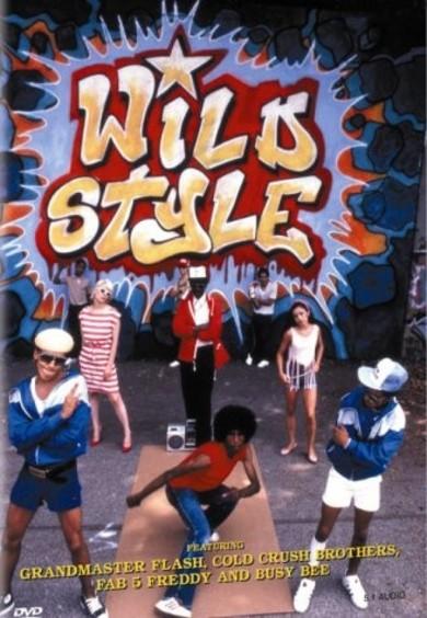 Image to: WILD STYLE — фильм-классика хип-хоп культуры