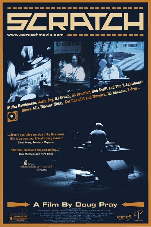 Image to: Scratch (Ди-джей) — фильм про историю скрэтчинга
