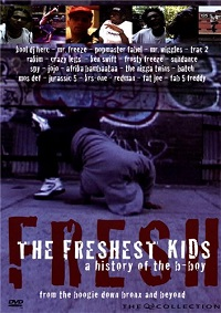 Image to: THE FRESHEST KIDS — a history of the bboy — фильм о брейке