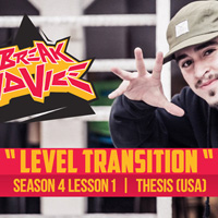 Image to: Break Advice — 1 урок (4 сезон): Level Transitions