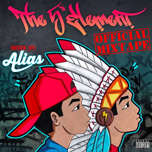 Image to: DJ Alias — The 5th Element Official Mixtape