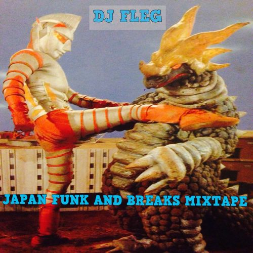 Image to: Dj Fleg — Japan Funk & Breaks Mix