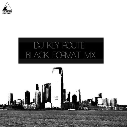 Image to: DJ Key Route — Black Format Mix