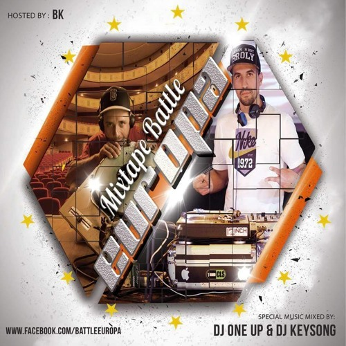 Image to: Dj One Up & Dj Keysong — Battle Europa 2015