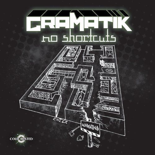Image to: Gramatik — No Shortcuts