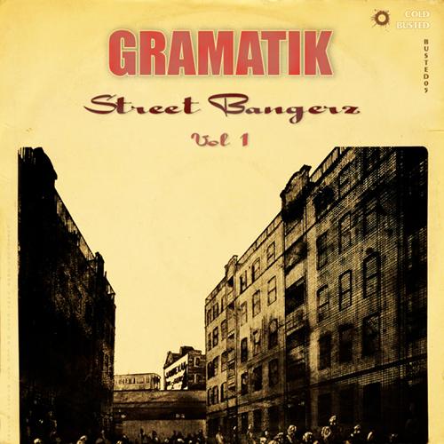 Image to: Gramatik — Street Bangerz Vol.1