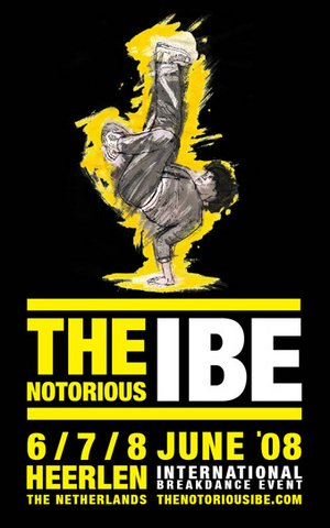 Image to: The Notorious IBE 2008