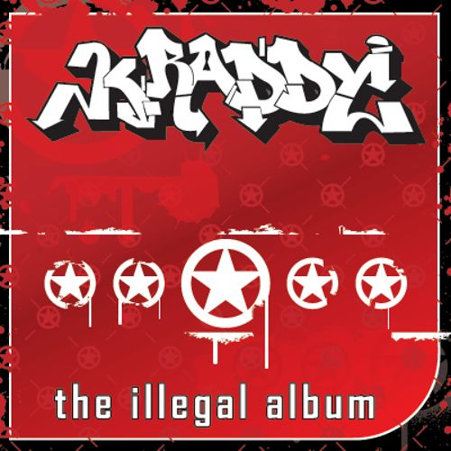 kraddy-the-illegal-album
