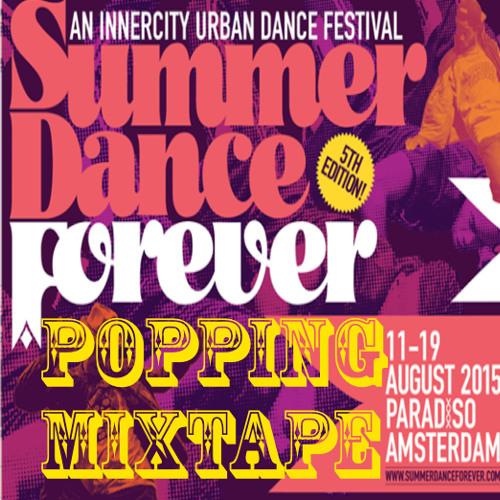Image to: DJ Nobunaga & DJ Lucas Benjamin — Popping Forever Mix